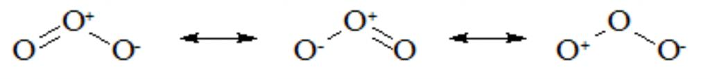 Ozono_struttura