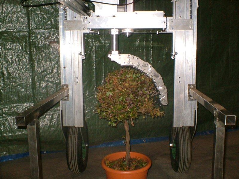 Potatrice per piante in vaso